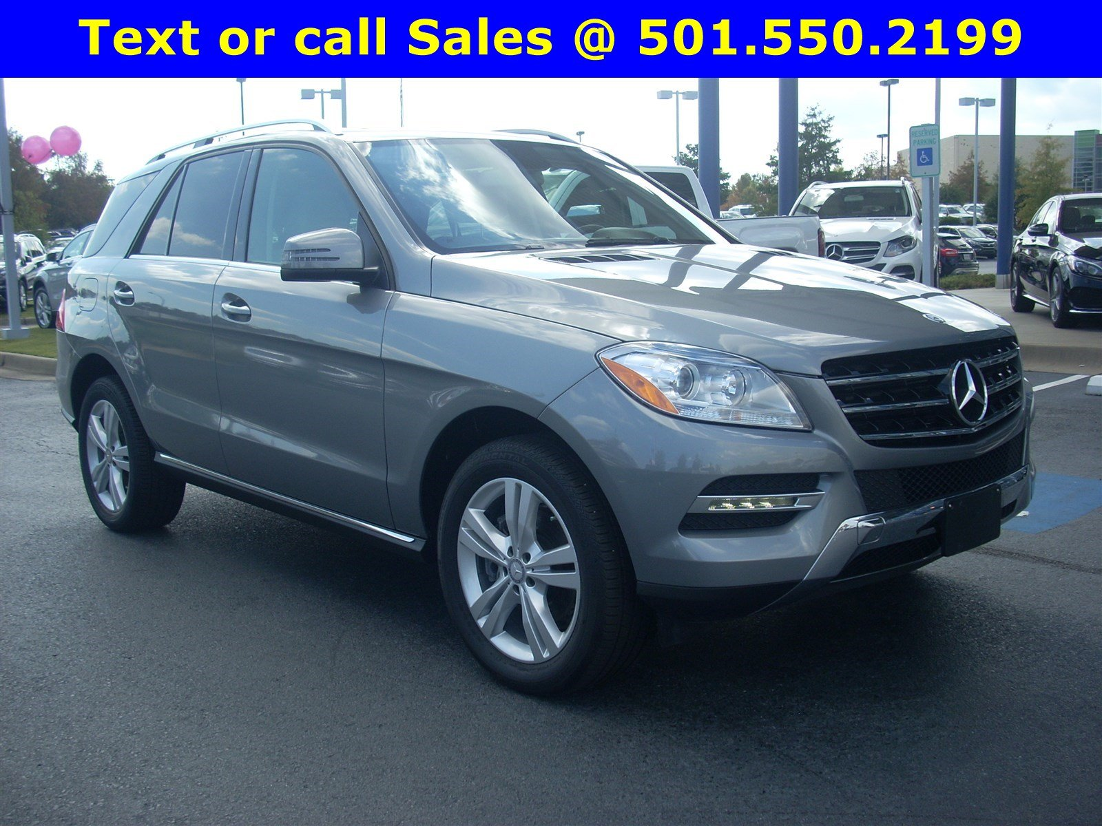 Certified pre owned 2015 mercedes benz m class ml350 suv for Authorized mercedes benz service centers near me