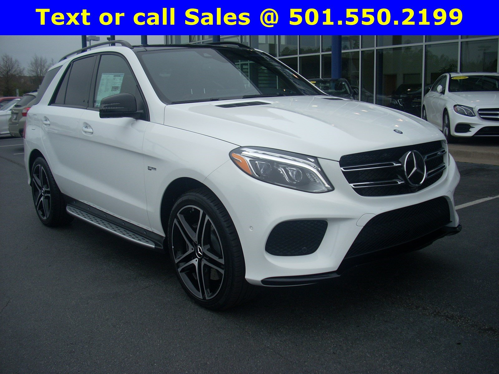 New 2017 Mercedes Benz Gle Gle 43 Amg Suv Suv In Little