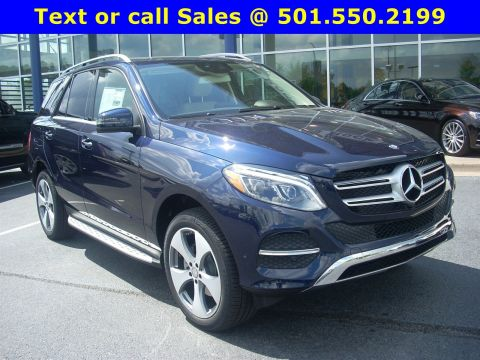 New mercedes benz gle in little rock mercedes benz of for Mercedes benz of little rock